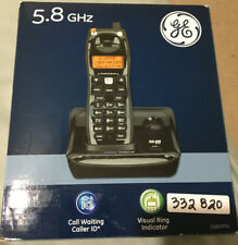GE 5.8 GHz Cordless Phone w/ Caller ID, Call Waiting-Brandnew