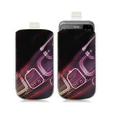 Housse coque étui pochette pour HTC Radar avec motif HF07
