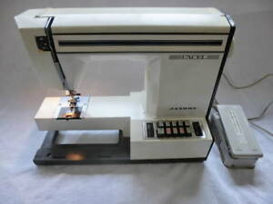 JANOME Sewing Machine EXCEL MODEL 625