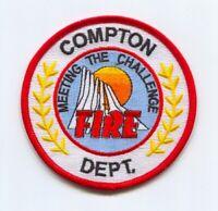 Northrop Grumman Aircraft Corporation Security Officer Patch California CA SKUB3
