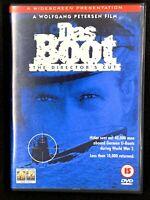 DAS BOOT ~ 1981 German World War II U-Boat Drama ~ Director's Cut ~ UK DVD