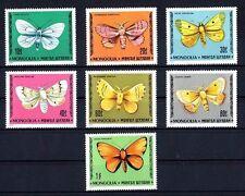 Mongolei 1099/05 ** Schmetterlinge