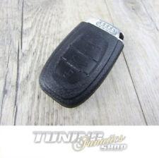 Key Case Flipkey Flip Key Case Rubber Black for Audi New