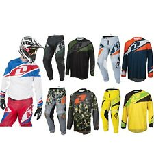 One Industries Atom Motocross Pantalones Kit Jersey Mx Enduro Bici