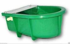 9L WATER TROUGH x2 FLOAT VALVE DRINKING BOWLS STOCK WATERER 4 HORSE