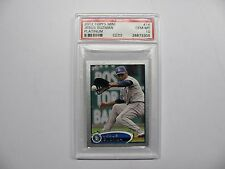 2012 Topps Mini #14  Jesus Guzman ... Platinum #3/5 ... PSA 10 Gem Mint  POP 1