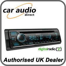 Kenwood KDC-BT740DAB - CD/MP3/USB Car Stereo Bluetooth Amazon Alexa DAB Radio