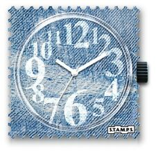 "S.T.A.M.P.S. Stamps Uhr Motiv "" DENIM TIME "" 100362"