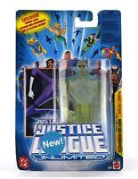Justice League Unlimited - Planet Patrol Martian Manhunter Action Figure