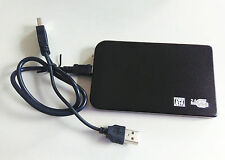 "black New 60 GB External Portable 2.5"" USB 2.0 Hard Drive HDD POCKET SIZE"