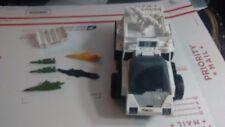 PC550 1985 Hasbro GI Joe Snow Cat Vehicle Incomplete
