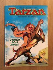 TARZAN - Dan Spiegle -  Sagédition - 1985 - NEUF