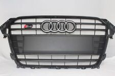 Original Audi S4 8K Kühlergrill schwarz Facelift, 8K0853651J VMZ