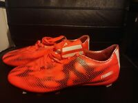 Adidas F10 Men's/Boys Football Boots UK Size 9