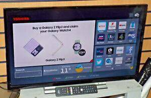 "Toshiba 32"" LED SMART Television, HD, DVD Player, Netflix & USB 32D3753DB"