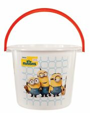Rubie's Costume Minions Sand Pail Costume Party Bucket Favor NEW