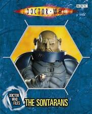 The Sontarans (Doctor Who Files 13), Justin Richards, New Book