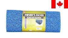 SE GP-MT415-3BL Miner's Moss Blue Color, Sluice Box Matting, 12-Inch X36-Inch...