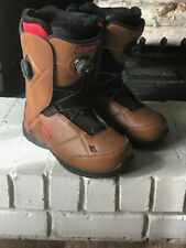K2 Maysis Snowboard Boots 2018 - Men's - Size 11 - Brown - Excellent Condition