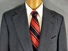 Tie Mens Classic Neck Tie Business Formal Work Career Wedding ITALIAN SILK RED