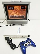 Sony Playstation 2 White SCPH-55000 GT Console Working Japan Import