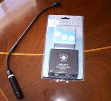 Peavey Pm-18S Professional Microphone + New Phantom Power Supply