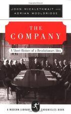 The Company: A Short History of a Revolutionary Id