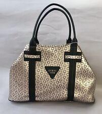 New Guess Shoulder Bag Women Sac Borsa Handbag Rose Gold Shopping Tote Noel