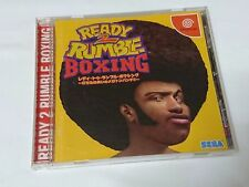 Ready 2 Rumble Boxing Dreamcast Japan Edition JP Import game
