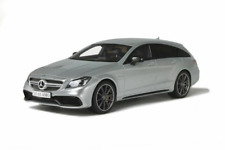 Mercedes-benz CLS 63 AMG Shooting Break 2014 plata 1 18 GT Spirit