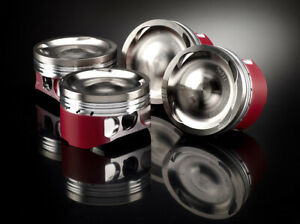 Porsche 968 / 944 S2 3.0 10.9:1 1988-1991 105mm Wossner Forged Pistons Set