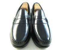 """Allen Edmonds """"KENWOOD"""" Loafer 10 D Black   (1157)"""