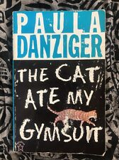The Cat Ate My Gymsuit By Paula Danziger 1998 Paperback
