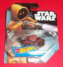 Hot Wheels Star Wars - Character Cars Vehicles - New - Jawa
