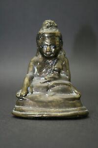 18th/19thC Antique Burmese Buddhist Deity, Buddha. Bronze