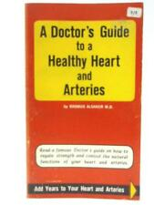 A Doctor's Guide to a Healthy Heart and Art Rasmus Larssen Alsak 1966 Book 44799