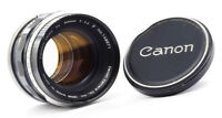CANON FL 50mm F1.4 II - EXCELLENT!