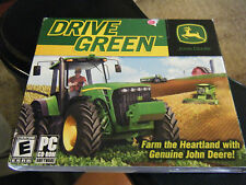 John Deere: Drive Green [Jewel Case] (PC, 2010)