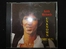 RARE CD KEITH RICHARDS / UNKNOWN DREAMS / 1000 COPIES !!!!!!!!!!! / PIANO SOLO /