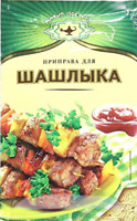 Magia Vostoka Seasoning Shashlik  10g x 5pack Магия Востока Шашлык