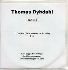 (AA657) Thomas Dybdahl, Cecilia - DJ CD