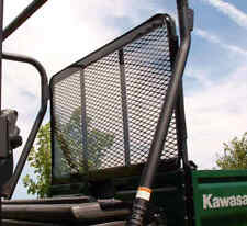 Rear Window for Kawasaki 3010 Trans