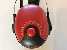 BULLANT SAFETY EARMUFF HEADPHONES AM FM RADIO TUNER FAST FREE AUST SHIPPING