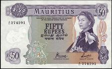L'île maurice 50 roupies (1967) Pick 33 c (1/1 -)