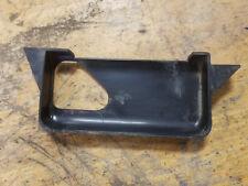 LH Plastic Pocket for Inside Door Handle Pontiac Grand Prix 1969 1970 Driver