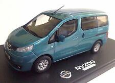 Nissan NV200 Evalia combi 1:43 NOREV VAN Furgoneta concesionario
