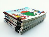 Mr Men And Little Miss Book Bundle x 12 With Added Sparkle / Celebrations