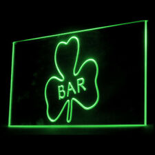 170024 Shamrock Pub Laughter Addicted Beer Bar Display Led Light Sign