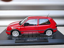 VW Golf 3 GTI rouge red 188418 Norev 1:18 NEW