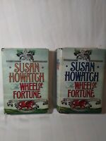 Susan Howatch The Wheel of Fortune Volumes 1 and 2